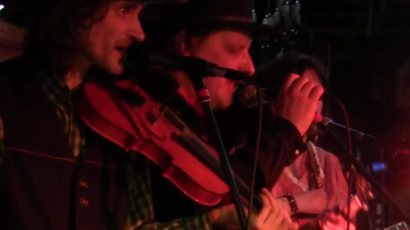 ZVEROBOY String Band 24 11 2018 Кантри марафон