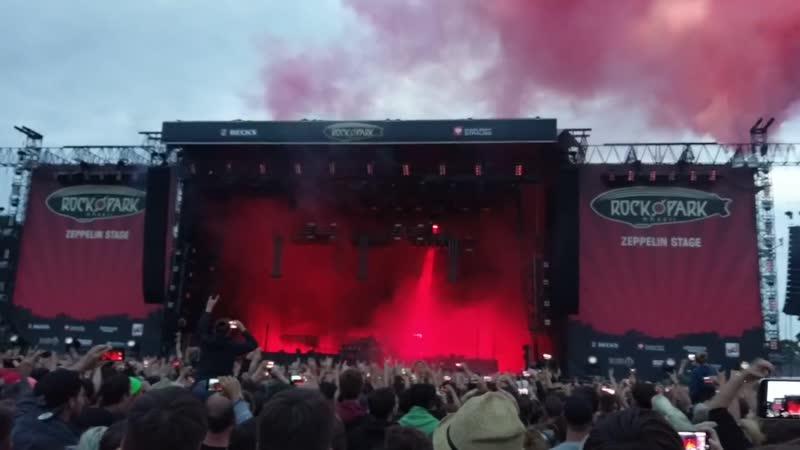 Rammstein Ramm4 Opener von Rock im Park 2017