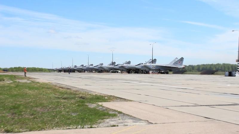 9 Мая 2018г. база ВВС «Саваслейка» 4