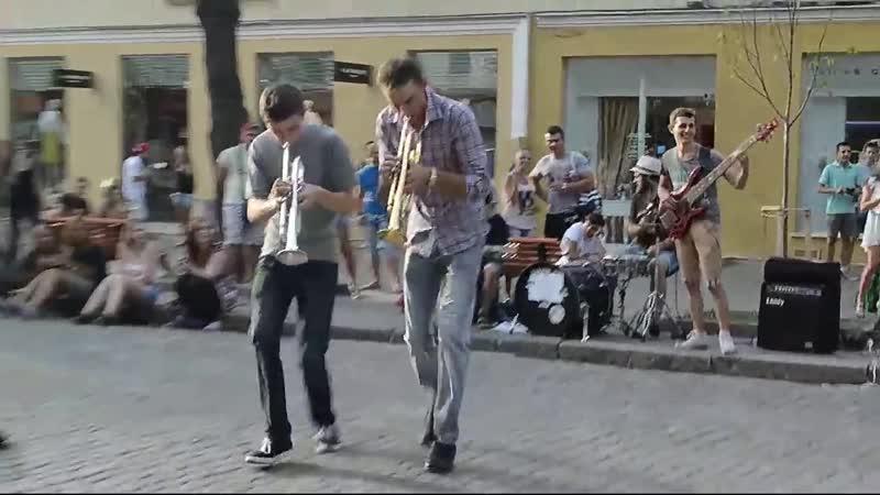 Улица Широкая стала кривобокая - ODESSA Songs (Одесские песни). [HD]
