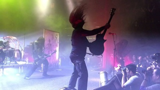 "Septicflesh performs ""War In Heaven"" live in Athens @Fuzz {HD, 60FPS}"