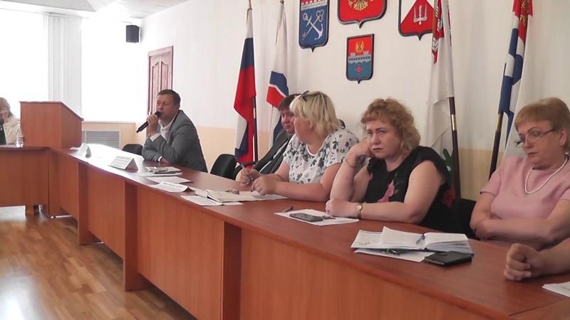 Земельные споры СНТ Макаровец с бывшим председателем КЗРиЗ В Калугиным