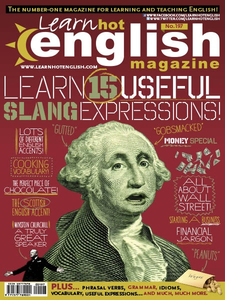 Learn Hot English I197 2018