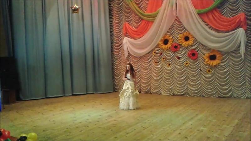 Балсис Настя полуфинал Всеукраинского телеконкурса Зірки та зіроньки счми