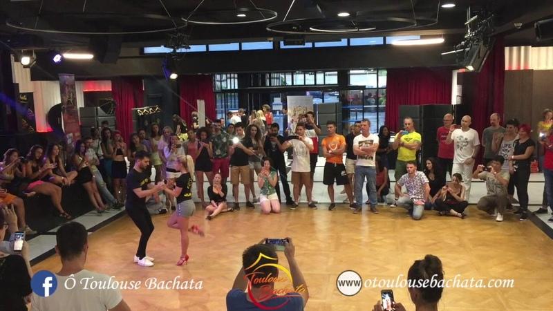 Truji Gloria Bachata Sensual 1 Ô Toulouse Bachata 2018