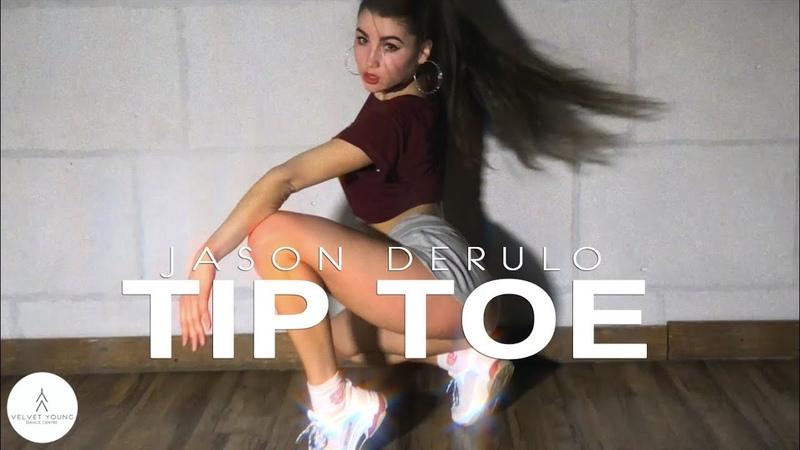 Jason Derulo Tip Toe Twerk by Viktoria Boage VELVET YOUNG DANCE CENTRE