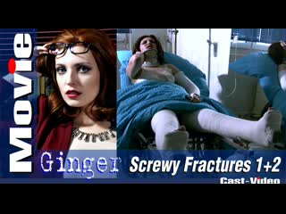 """ginger """"screwy fractures"""" llc llwc lac movie trailer"""