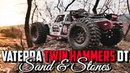 Vaterra Twin Hammers DT Sand and Stones Run