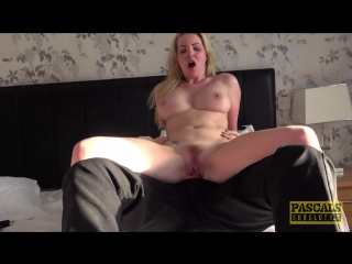 Georgie Lyall - Hotel Boss Blackmails PSS For Sex