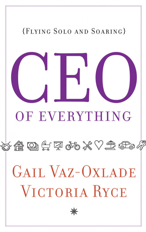 Gail Vaz-Oxlade & Victoria Ryce - CEO of Everything