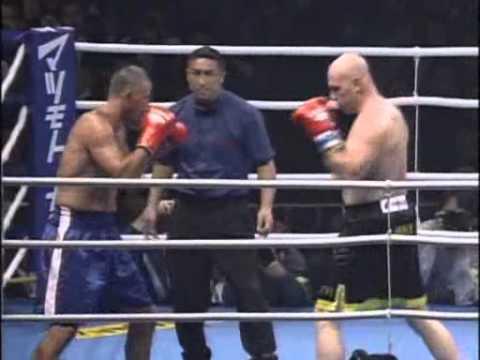 K 1 2001 Adam Watt vs Mike Bernado