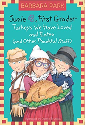 Dumb Bunny & Turkeys We have Loved and Eaten - Barbara Park