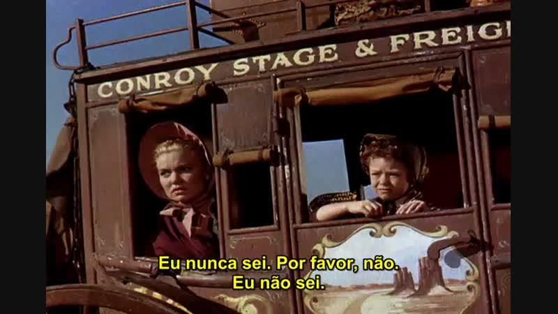 O Pistoleiro 1953 Leg com Randolph Scott Claire Trevor George Macready