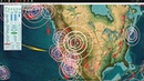 4/09/2019 -- Yellowstone M5.0 (M4.5) Earthquake -- Largest in years - Seismic unrest spreads rapidly