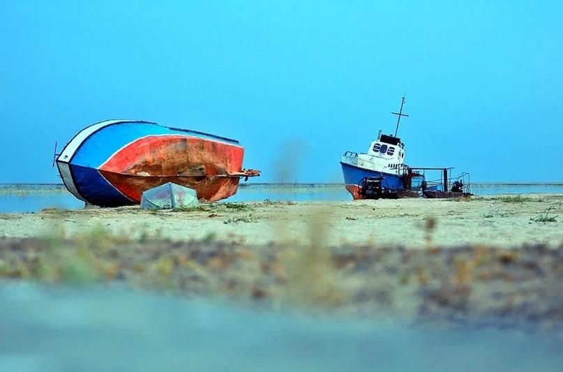 Высохшее Аральское море – место, которое хранит страшную опасность