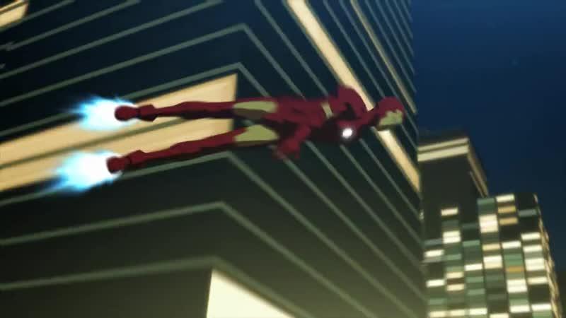 Железный Человек Приключения в Броне 1 Сезон 11 Серия Маскарад