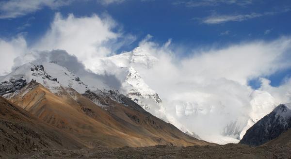 Тибет — самое необитаемое место на Земле., изображение №2