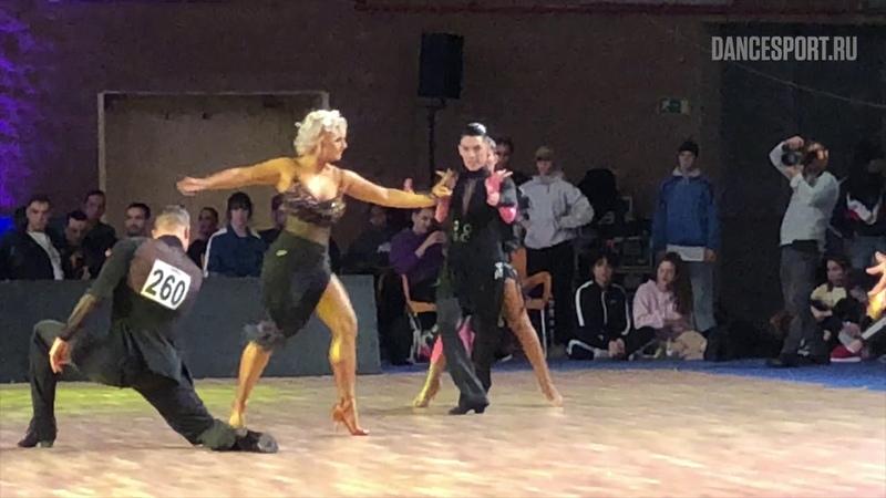Rosario Renda - Santina Gambino ITA, Pasodoble, Cambrils 2019
