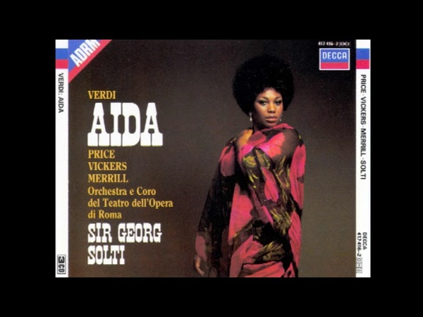 Aida Price Vickers Gorr Merrill 1962