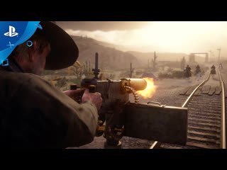 Read dead online | frontier pursuits | ps4
