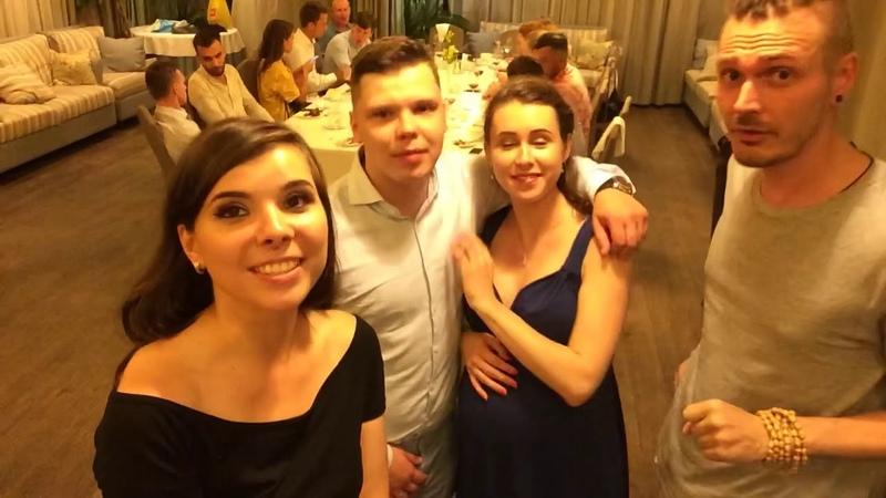 Кавер группа WESST на свадьбу день рождения СПб Москва видеоотзыв