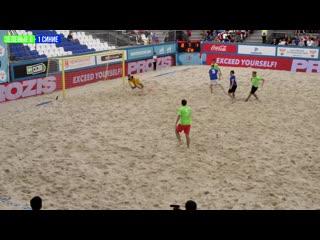 [german *el classico*] суперкубок амкала по пляжному футболу! / день рождения амкала! нам один год!