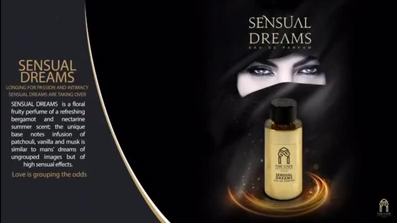 Тhe Gate Fragrances Paris - New- Perfum