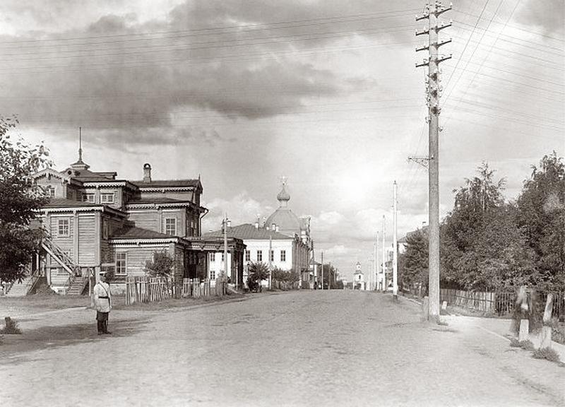 Деревянные здания старой Вятки. 7 утраченных шедевров архитектуры., изображение №29