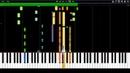 La Bouche - Be My Lover Synthesia Piano MIDI