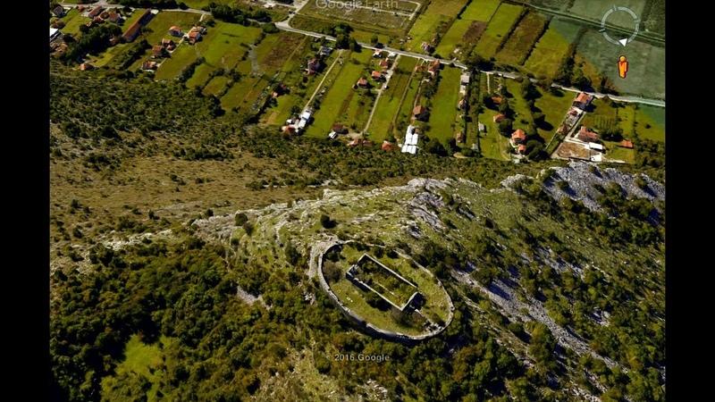 Velje Brdo Red Rock Fortress (Podgorica)