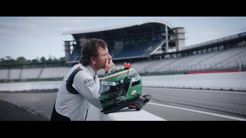 Michael Fassbender Road to Le Mans Episode 1 Hockenheimring