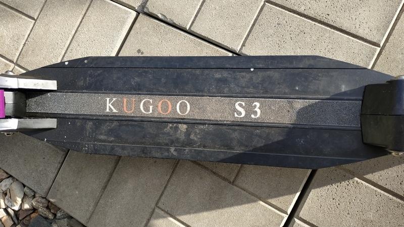 KUGOO - S3