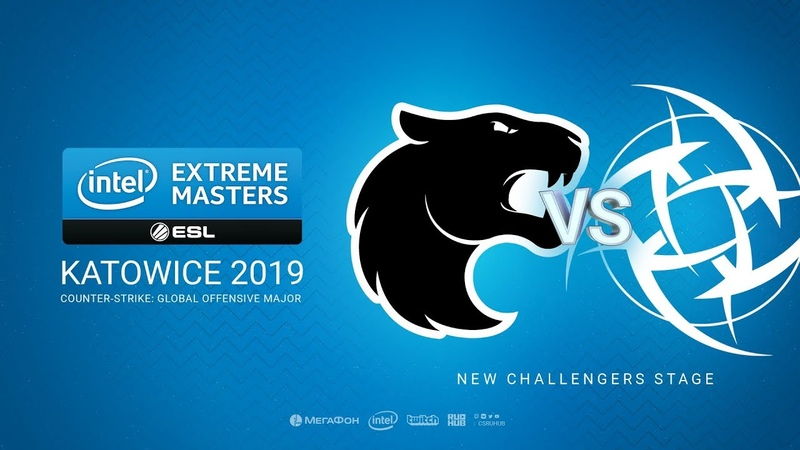 FURIA Esports vs NiP - IEM Season XIII - Katowice Major 2019 - bo1 - de_mirage [SSW Smile]