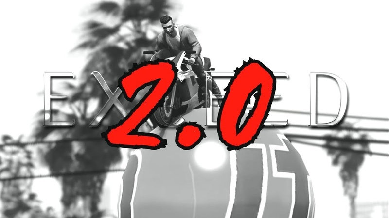 GTA 5 Exceed 2 0 A GTA 5 Solo Stunt Montage