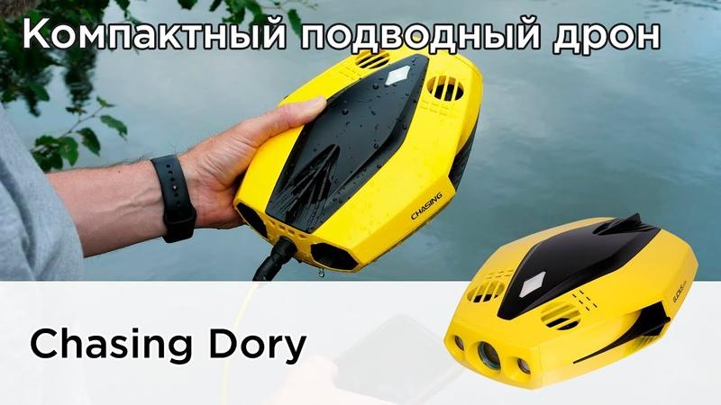 Представляем подводный дрон Chasing Dory