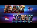 Granger Friend Indo vs ML Malaysia