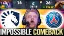 LIQUID IMPOSSIBLE COMEBACK - LGD vs Liquid Game 2 Highlights Dota 2