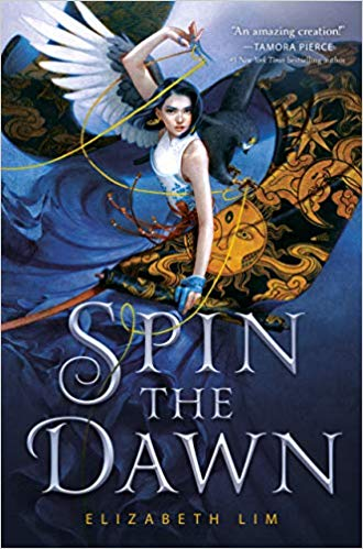 Spin the Dawn (The Blood of Stars #1)