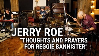 "Meinl Cymbals - Jerry Roe - ""Thoughts and Prayers for Reggie Bannister"""