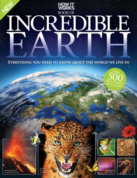 Future s Series How It Works Book of Incredible Earth 9th Edition