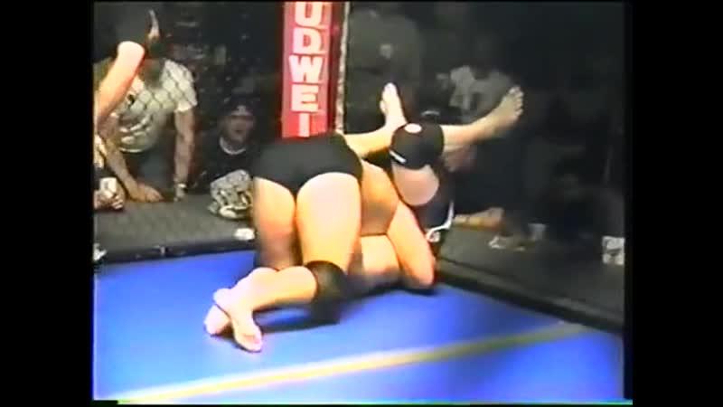 Трэвис Фултон против Дэн Северн Travis Fulton vs Dan Severn 11DeadFace