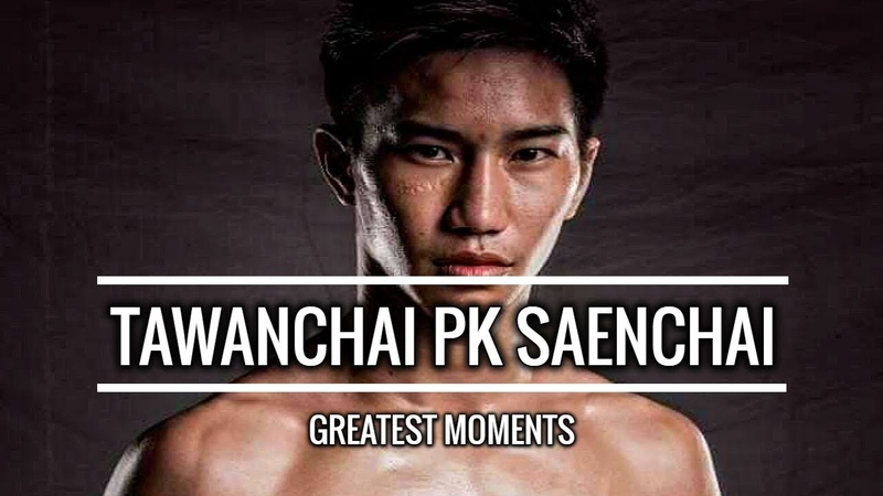Tawanchai PK Saenchai's Greatest Moments (Extensive Fight Highlights)