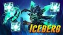Iceberg Outworld Devourer - Sanity's Eclipse Master - Dota 2 Pro Gameplay