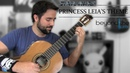 Princess Leia's Theme - Classical Guitar Tribute