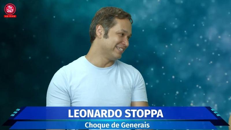 Leo ao Quadrado Choque de Generais 13 12 18