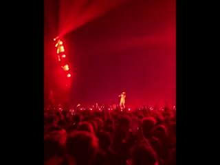 Выступление tyler, the creator с треком «new magic wand»