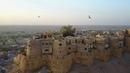 Hotel Killa Bhawan Jaisalmer Rajasthan drone video boutique hotel inside fort