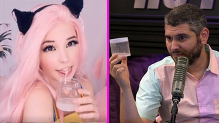 Analyzing Belle Delphine's Spit