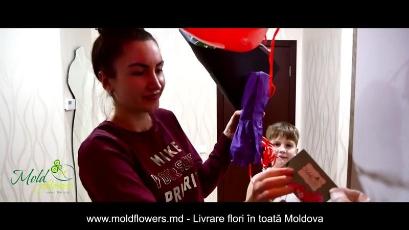 Surprize la usa ta in Chisinau Livrari surprize la usa ta in toata Moldova