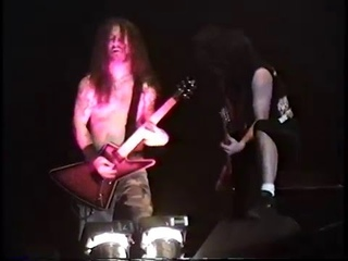 Anthrax with Dimebag Darrell - Only